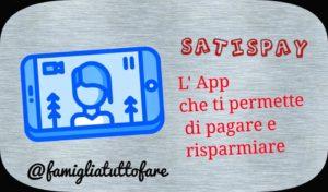 applicazione Satispay