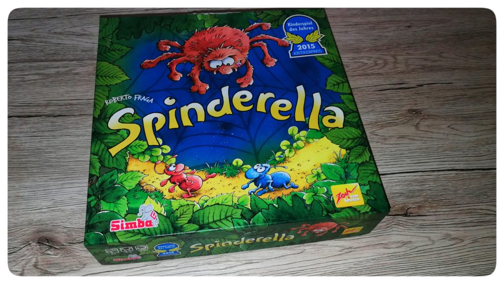 Spinderella Gioco Zauberartikel & -tricks